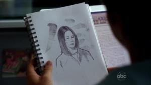 kız çizimi