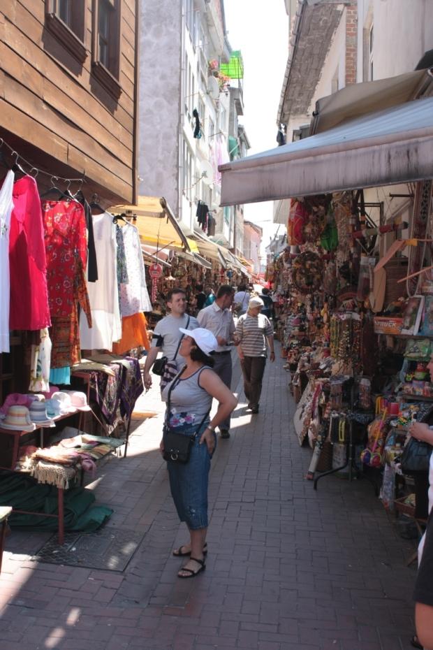 Amasra- Tarihi Çarşı