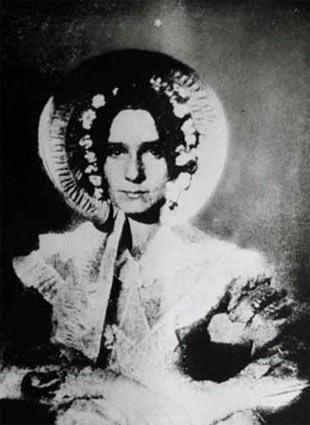 ilk kadın portresi